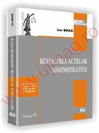 Revocarea actelor administrative