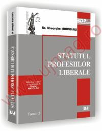 Statutul profesiilor liberale
