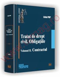 Tratat de drept civil. Obligatiile - Volumul II. Contractul