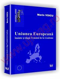 Uniunea europeana inainte si dupa tratatul de la Lisabona