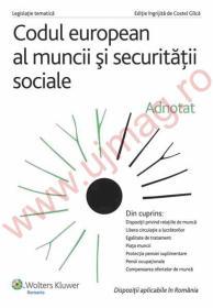 Codul european al muncii si securitatii sociale
