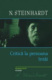 Critica la persoana intai