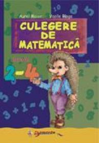 Culegere de matematica, clasele II-IV