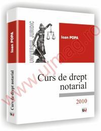 Curs de drept  notarial