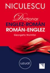 Dictionar englez-roman/roman-englez: uzual
