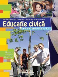 Educatie civica, manual pentru clasa a IV-a