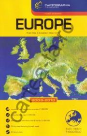 Europa - Atlas rutier