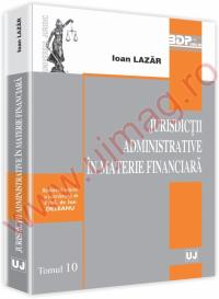 Jurisdictii administrative in materie financiara