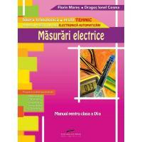 MASURARI ELECTRICE. Manual pentru clasa a IX-a