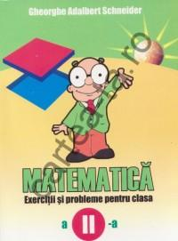 Matematica - Exercitii si probleme - clasa a II-a