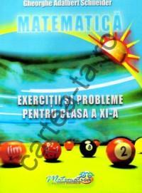 Matematica - Exercitii si probleme pentru clasa a XI-a