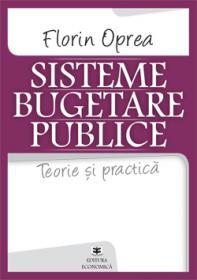 Sisteme bugetare publice. Teorie si practica