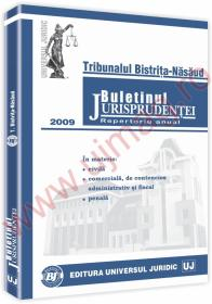 Tribunalul Bistrita-Nasaud - In materie - civila, comerciala, de contencios administrativ si fiscal, penala