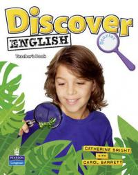 Discover English Global Starter Level Teacher's Book