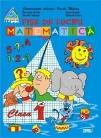 Fise lucru matematica clasa I