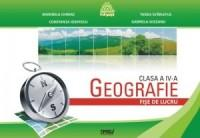 Geografie - fise de lucru cls a IV-a
