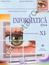 Informatica C++ - clasa a XI-a