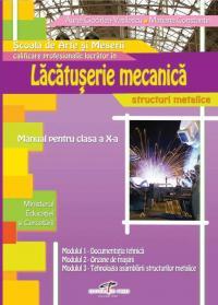 Lucrator in lacatusarie mecanica - structuri metalice