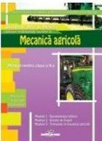 Lucrator in mecanica agricola