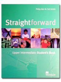 Straightforward upper intermediate student's book+CD