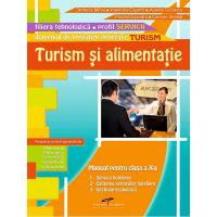 TURISM SI ALIMENTATIE. Manual pentru clasa a X-a. Turism