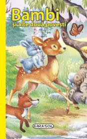 Bambi si alte doua povesti