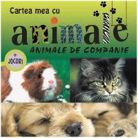 Cartea mea cu animale de companie + jocuri