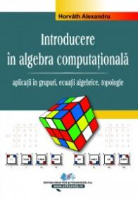 Introducere in algebra computationala - Vol.II - aplicatii in grupuri, ecuatii algebrice, topologie