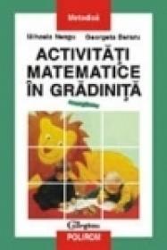Activitati matematice in gradinita. Indrumar metodologic