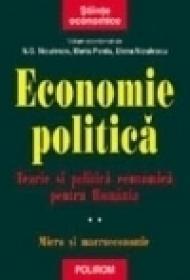 Economie politica (partea a II-a)