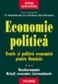 Economie politica ( partea a III-a)
