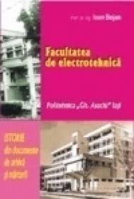 Istoria Facultatii de Electrotehnica