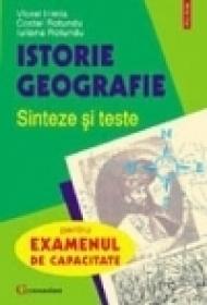 Istorie-Geografie. Sinteze pentru examenul de capacitate