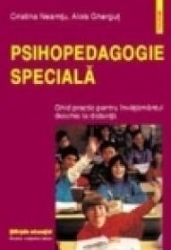 Psihopedagogie speciala. Ghid practic pentru invatamintul la distanta