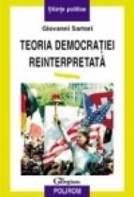 Teoria democratiei reinterpretata