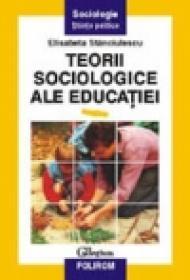 Teorii sociologice ale educatiei