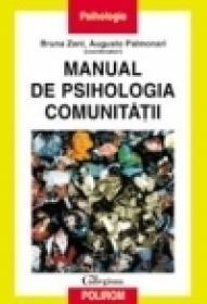 Manual de psihologia comunitatii