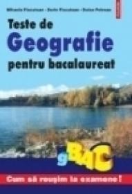 Teste de geografie pentru bacalaureat