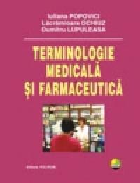 Terminologie medicala si farmaceutica
