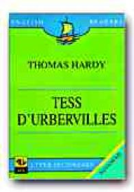 Tess Of The D' Urbervilles(thomas Hardy) (upper Secondary)