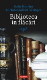 Biblioteca in flacari