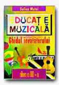 Educatie Muzicala. Ghidul Invatatorului - Clasa A Iii-a
