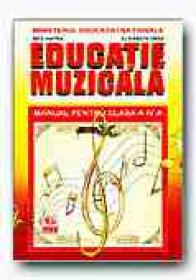 Educatie Muzicala. Manual Pentru Clasa A Iv-a