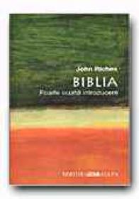 Biblia. Foarte Scurta Introducere