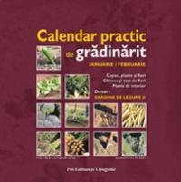 Calendar practic de gradinarit - Ian/feb