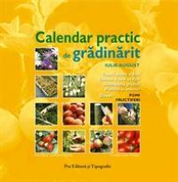 Calendar practic de gradinarit - Iul/aug