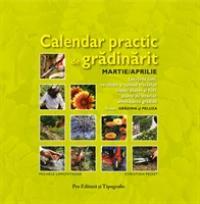Calendar practic de gradinarit - Mar/apr