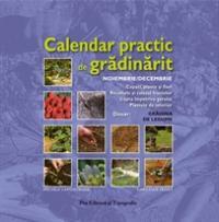 Calendar practic de gradinarit - Noi/dec