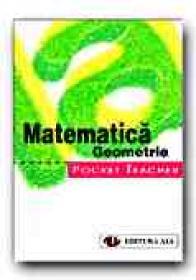 Pocket Theacher.matematica. Geometrie.