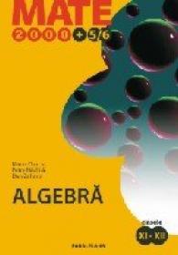 Algebra. Clasele Xi-xii